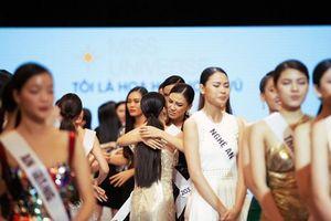 Top 60 Hoa hậu Hoàn vũ Việt Nam 2019 đối mặt thử thách loại người trong tập 7 'Tôi tỏa sáng'