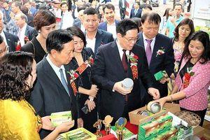 Hòa Bình quảng bá nông sản địa phương tới người tiêu dùng Thủ đô