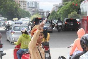 Bảo đảm an toàn giao thông trong những ngày Đội tuyển Việt Nam thi đấu