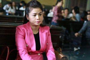 Bà Lê Hoàng Diệp Thảo 'tố' tòa sơ thẩm làm sai lệch hồ sơ, đề nghị hủy án sơ thẩm