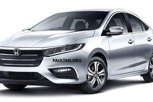 Honda City thế hệ mới sẽ sử dụng động cơ tăng áp?