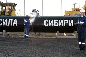 Gazprom đã bơm khí vào đường ống Sila Siberia - 1