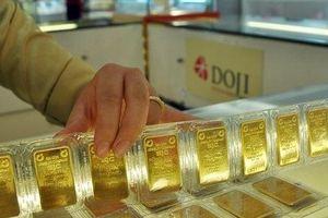 Giá vàng SJC tăng mạnh trở lại