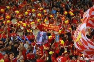 Bàn thắng của Tiến Linh trước UAE giúp bóng đá Việt Nam đứng thứ 14 châu Á