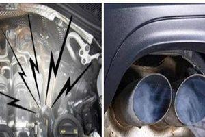 Ống xả ô tô phát ra âm thanh lạ- nhận biết từng vị trí kêu để xử lý tránh ngộ độc