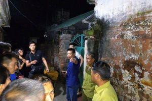 Điều tra vụ chồng giết vợ rồi đốt xác phi tang ở Thái Bình