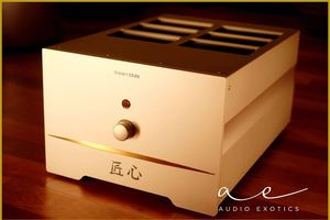 Cựu tướng của Audio Note Kondo ra mắt siêu phẩm monoblocks Takumi K-160