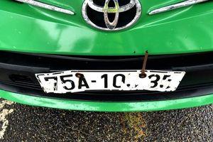 Xử lý chiêu trò tránh bị phạt 'nguội' của xe ô tô