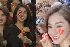 Nữ MC thể thao VTV làm dậy sóng khán đài trận Việt Nam thắng UAE, kể chuyện gặp CSCĐ