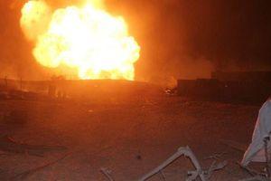 21 người thương vong trong vụ cháy đường ống dẫn dầu ở Ai Cập