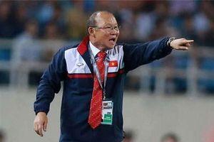 HLV Park Hang Seo và bài toán đánh bại UAE
