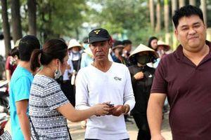 Vé chợ đen trận Việt Nam - UAE tăng gấp 4 lần vẫn có người mua