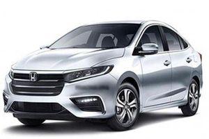 Honda City Turbo 2020 giá rẻ sắp trình làng, Hyundai Accent, Toyota Vios lo 'sốt vó'