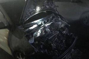 Nguyên nhân cháy hầm chung cư ở Nghệ An khiến dân tháo chạy trong đêm