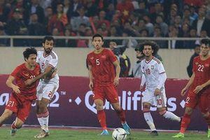 Bảng G vòng loại World Cup 2022: Việt Nam soán ngôi đầu của Thái Lan