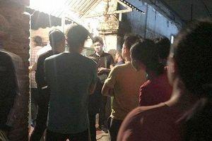 Chồng sát hại vợ rồi đốt xác tại nhà ở Thái Bình