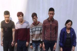 Thanh Hóa: Bắt giữ nữ quái U70 cầm đầu đường dây cẩu tặc bất hảo