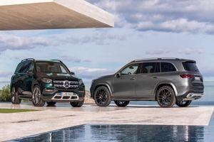 Mercedes-Benz GLS 2020 có giá bán từ 2,3 tỷ đồng tại Úc