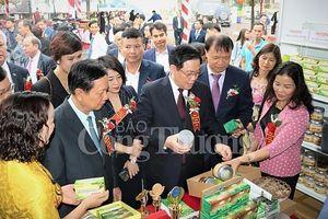 Nông sản an toàn tỉnh Hòa Bình chinh phục người tiêu dùng Hà Nội