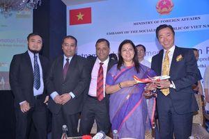 Đại sứ quán Việt Nam đồng hành cùng doanh nghiệp tìm kiếm cơ hội hợp tác tại Ấn Độ