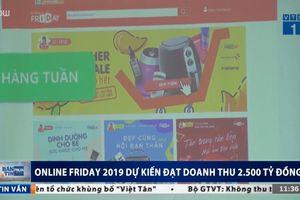 Ngày mua sắm trực tuyến Online Friday 2019