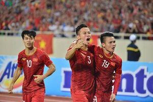 Việt Nam - UAE: Chiến thắng để khẳng định