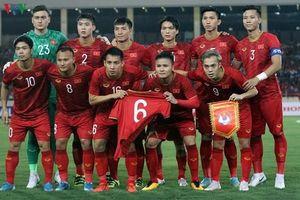 Đội hình dự kiến ĐT Việt Nam gặp UAE: Quang Hải lĩnh xướng