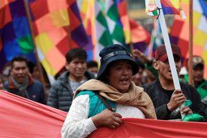 Con đường dẫn đến ổn định ở Bolivia vẫn còn lắm gian nan