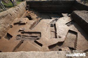 Cận cảnh di chỉ khảo cổ 3.500 năm ở Hà Nội nguy cơ bị san phẳng