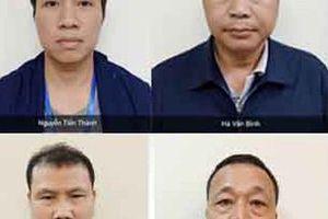 Khởi tố 4 người liên quan đến sai phạm tại dự án cao tốc Đà Nẵng – Quảng Ngãi