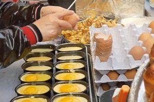 Đủ thứ bánh Hàn Quốc đã có mặt tại Việt Nam nhưng món bánh trứng quốc dân này thì chỉ sang Hàn mới ăn được