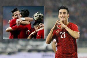 Việt Nam - UAE (1-0): Tuyệt vời Tiến Linh!