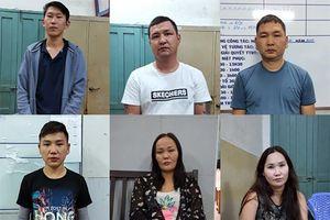Nhóm người Mông Cổ trộm cắp ở trung tâm TP.HCM