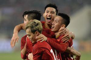 Báo UAE thán phục chiến thắng của tuyển Việt Nam