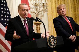 Ông Erdogan trả lại lá thư 'đừng làm kẻ ngốc' của TT Trump