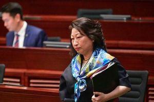 Quan chức đứng sau dự luật dẫn độ HK bị tấn công ở Anh