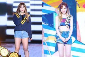 Red Velvet chỉ uống nước bí ngô, nhảy dây 10.000 lần để giảm cân