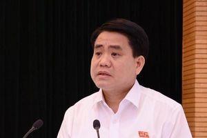 Chủ tịch Hà Nội: Không có lợi ích nhóm ở dự án nhà máy nước sông Đuống