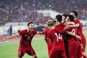 Báo châu Á thán phục chiến thắng của đội tuyển Việt Nam trước UAE