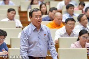 Ông Vũ Trọng Kim đề xuất đề tài nghiên cứu quốc gia về mại dâm