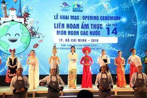 Liên hoan ẩm thực 'Việt Nam-Bếp ăn của thế giới'