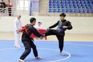 Sôi nổi Giải vô địch Pencak Silat miền Bắc và Bắc Trung Bộ