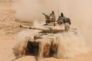 Ác chiến với Quân đội Syria, khủng bố IS tổn thất nặng ở Đông Homs