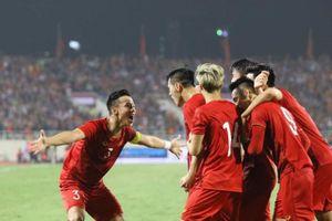 Việt Nam 1-0 UAE: 'Thần cơ diệu toán' Park Hang Seo