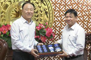 Cục quản lý Di dân quốc gia Trung Quốc thăm Bộ Chỉ huy BĐBP Đà Nẵng