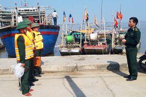 Cứu nạn kịp thời 7 thuyền viên bị nạn trên biển