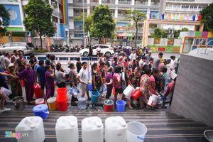 Đền bù thiệt hại vụ nước sạch sông Đà: Ai đứng ra khởi kiện?