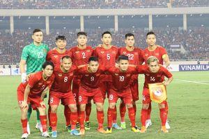 Tuyển Việt Nam nắm lợi thế cực lớn ở vòng loại World Cup
