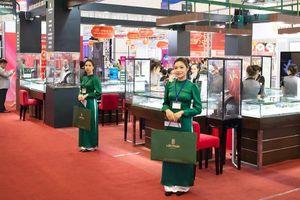 Lộc Phúc Fine Jewelry ưu đãi 30% tại Hội chợ Quốc tế trang sức Việt Nam 2019