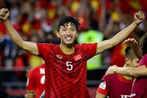 Đoàn Văn Hậu được đề cử giải cầu thủ trẻ hay nhất châu Á